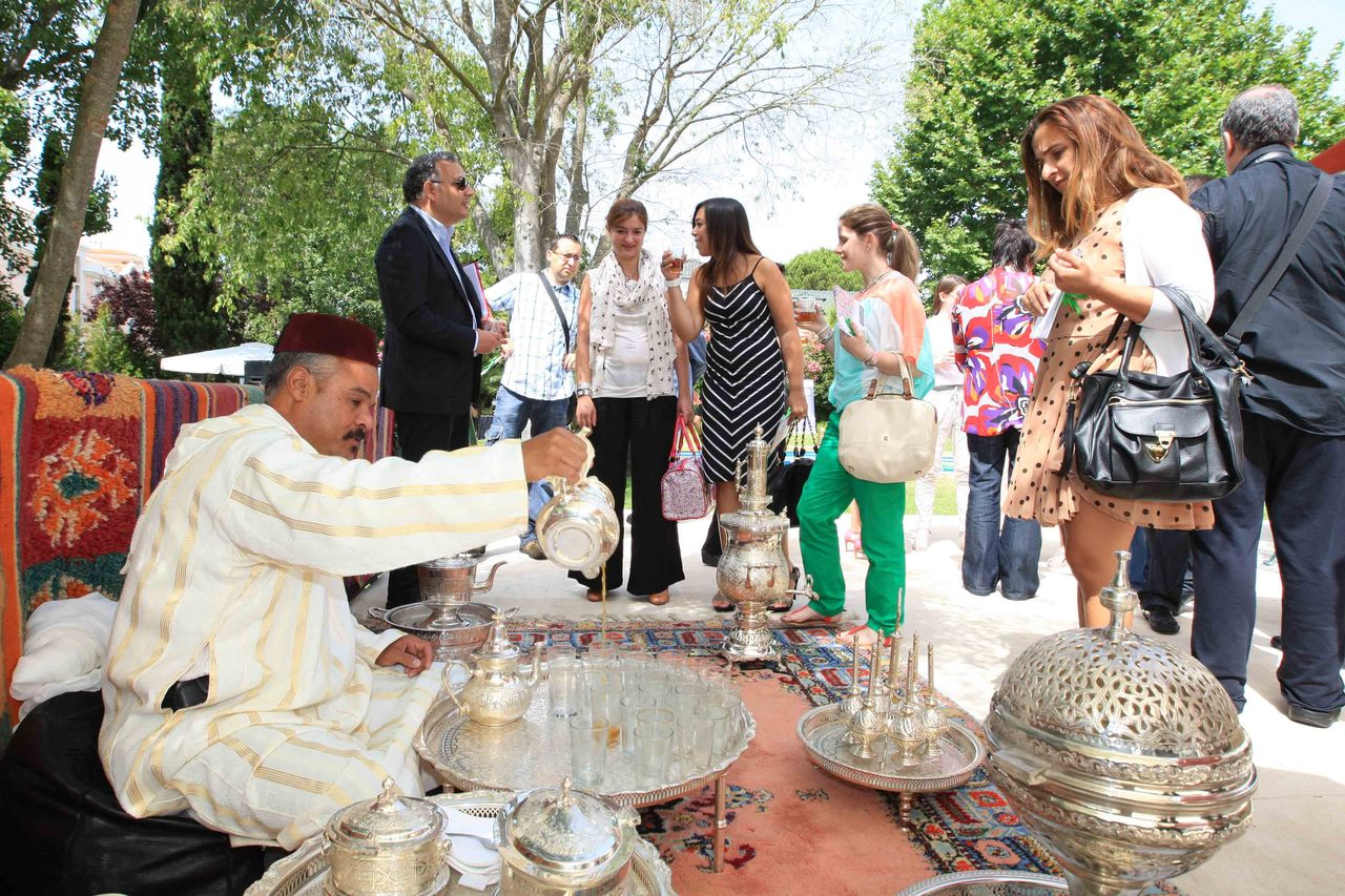 Jenny Morris Cooks Marocco