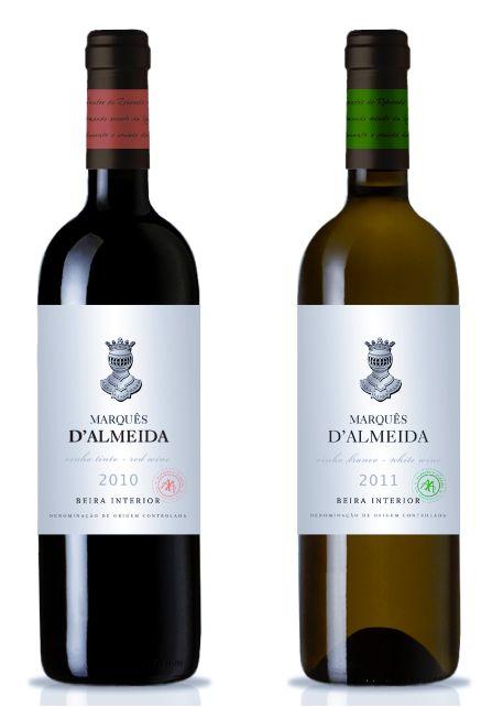 Marques de Almeida - Branco e Tinto